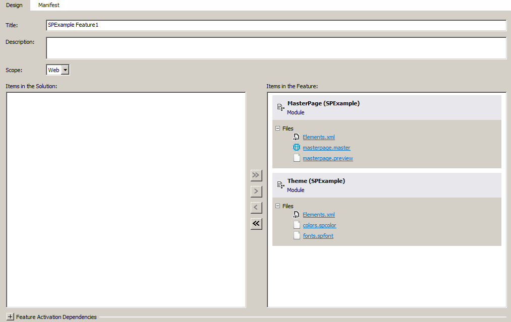 Complete walkthrough on Composed Looks in SharePoint 2013