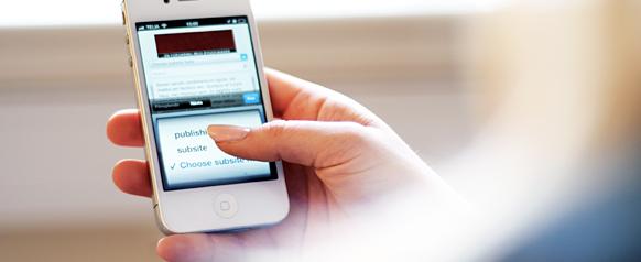 SharePoint-iphone
